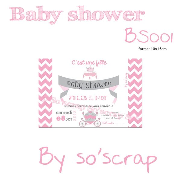 baby-shower BS001