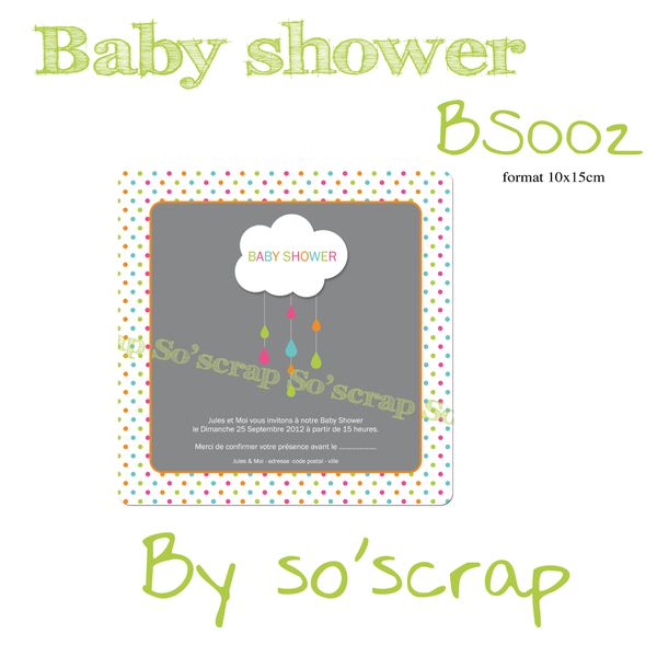 baby-shower BS002