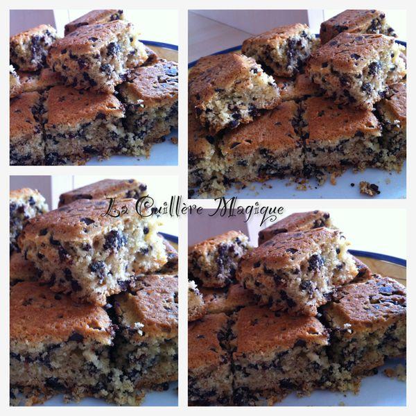 Gâteau comme un cookie géant 19052013