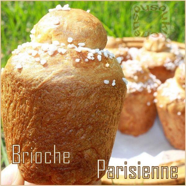 Brioche Parisienne