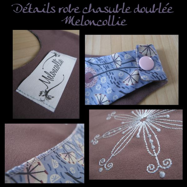 details chasuble