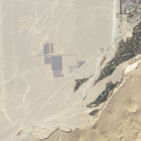 EO-1 - ALI - Dunhuang - Solar Plant - 13-10-2012