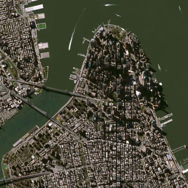 Spot 6 - New York - Manhanttan - Sandy - 1 WTC - Liberty Tower - 04-11-2012