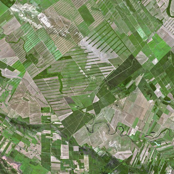 Quiz image satellite environnement - Septembre 2013