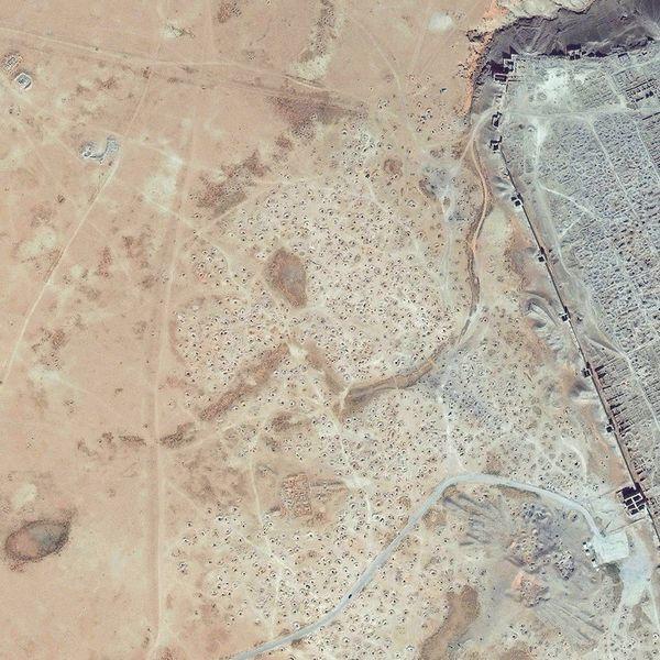 Quiz image satellite environnement - Novembre 2014