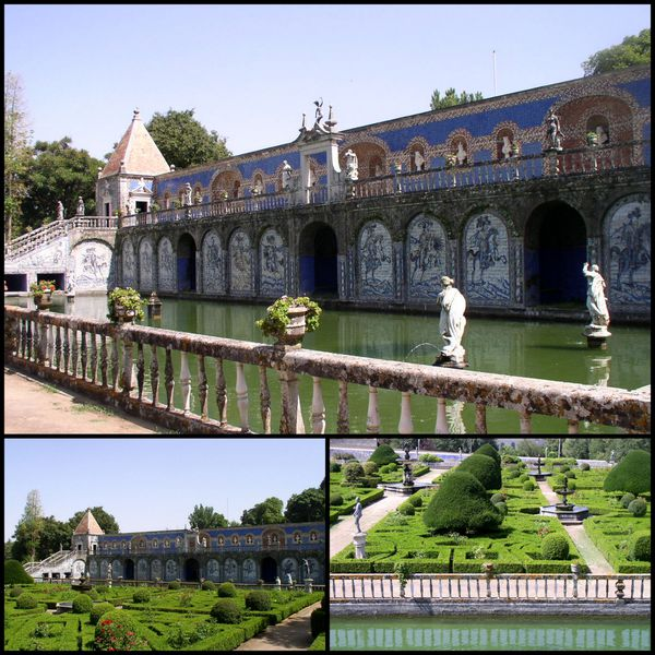 Palais du Marquis de Fraonteira - Lisbonne 2