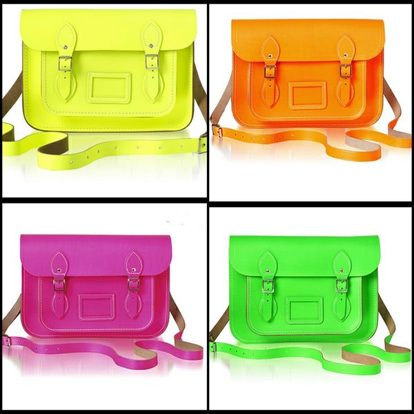 The Cambridge Satchel Company - fluo - neon - fluoro