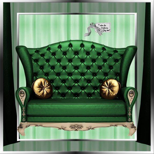 1430 tubes canap divan cuir coussin or rose vert violet vert pomme le blog de - Canape cuir vert ...