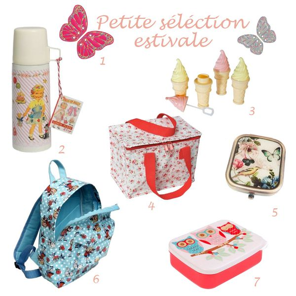 selection estivale