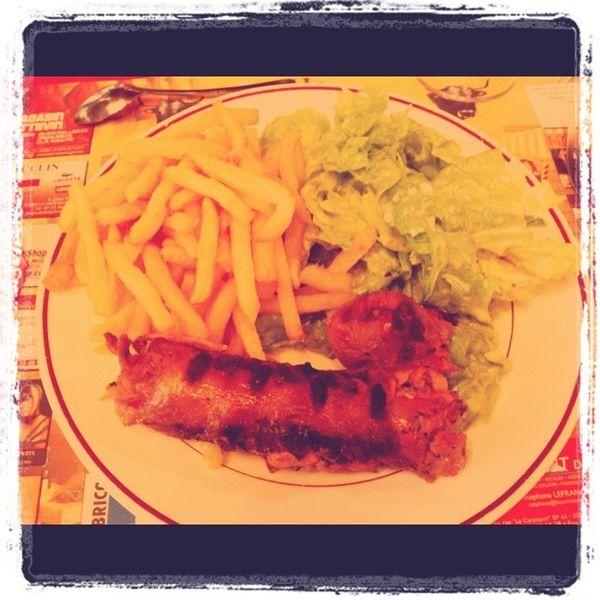 Jour 8 - Dans mon assiette