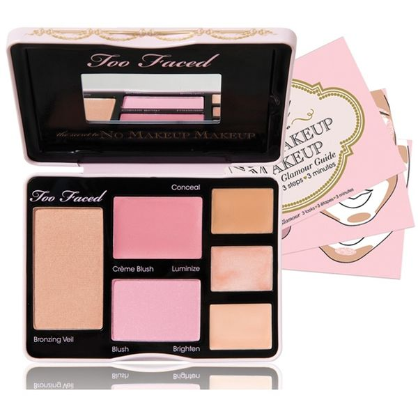 Too Faced The Secret To No Makeup Makeup Fresh Flawless Fac