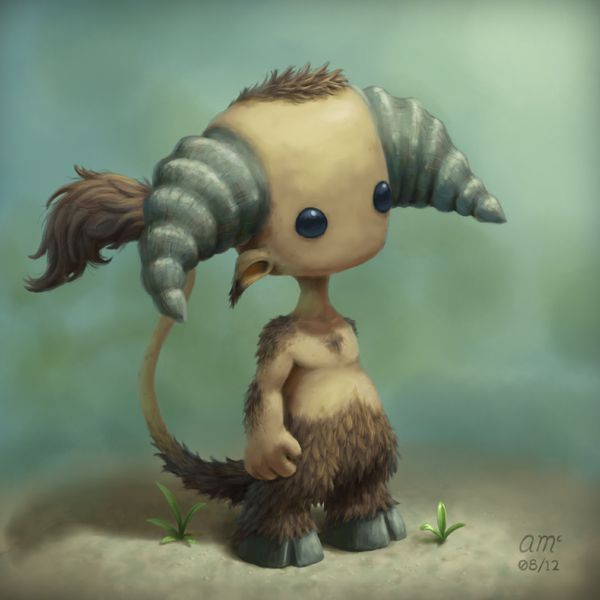 faun boy by incorum-d5cxtk9