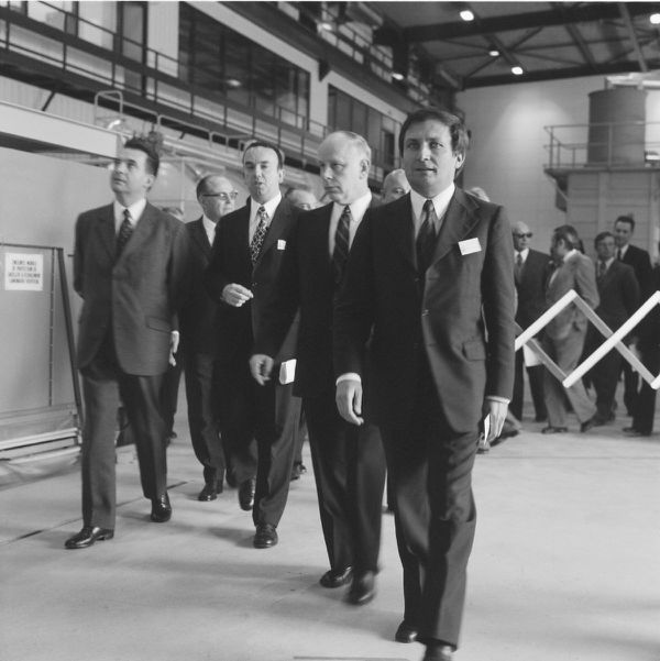 CNES - Inauguration CST - 29-10-1973