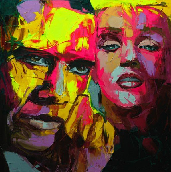 naomi-bar-miss-fluo-françoise-nielly-obama-marilyn