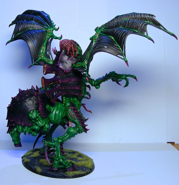 Tyranid Queen of Thorns