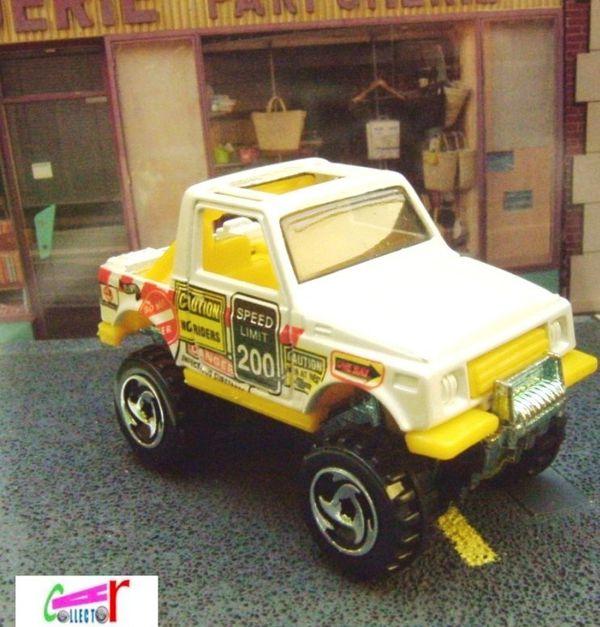 suzuki samourai street roader collector 733 1998
