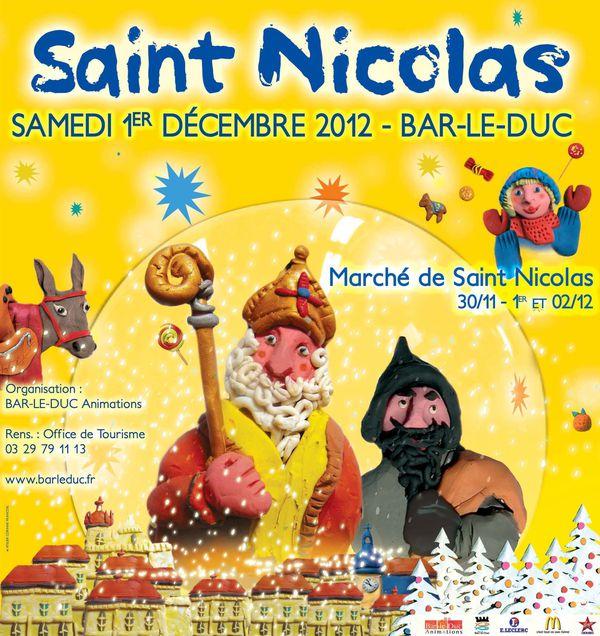 Saint Nicolas 2012