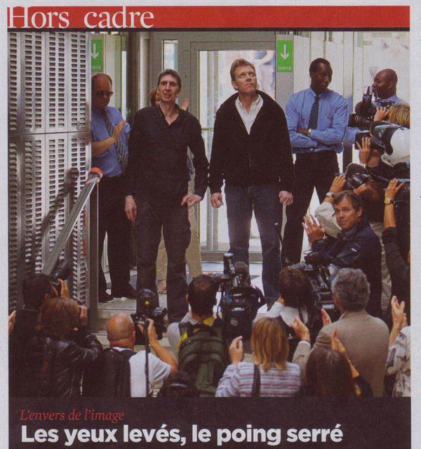 Herve Ghesquiere Stephane Taponier 1