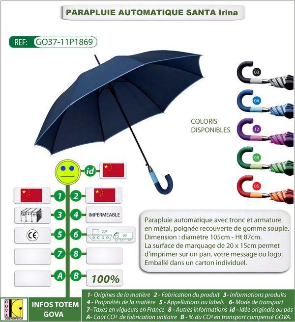 Parapluie GO37 11P1869