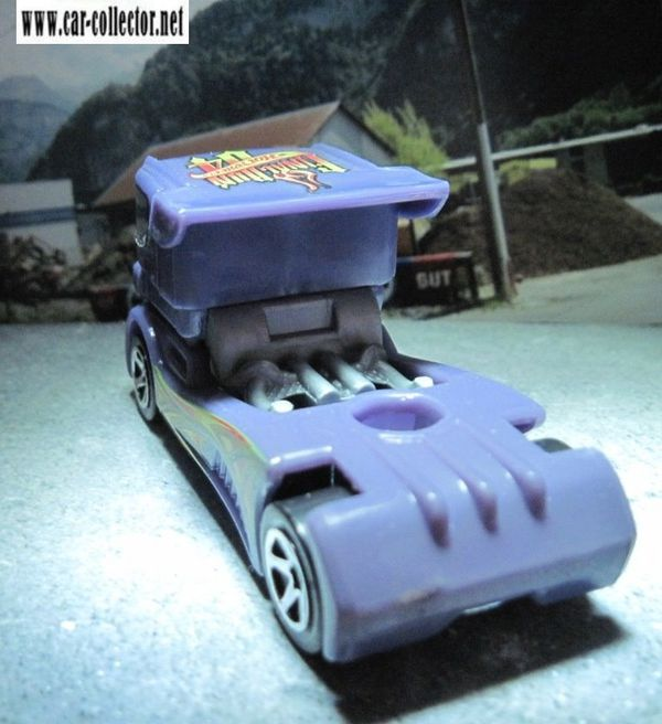 semi fast camion hot wheels 2004.135 final run