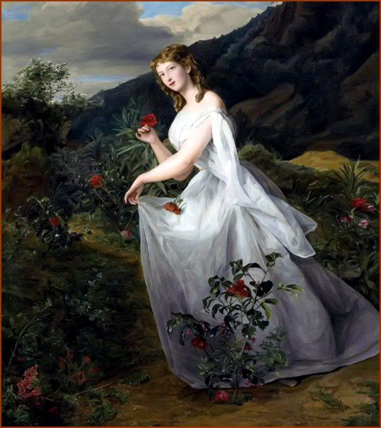 Waldmuller--1793-1865----Young-lady-in-a-white-dress.jpg