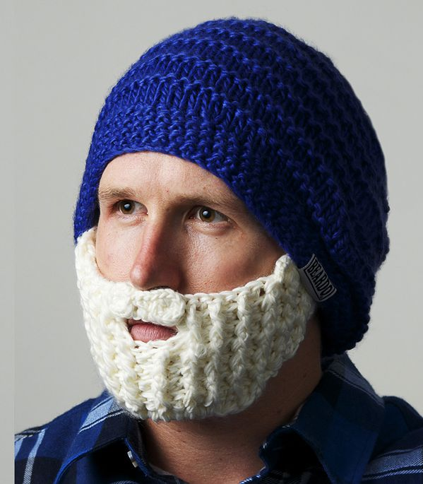 beardo Blue product page