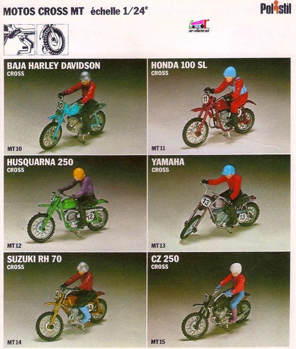 catalogue-polistil-1976-baja-harley-cz250-100sl-catalogo-po