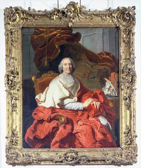 1727 - André-Hercule de Fleury (Goodwood House)