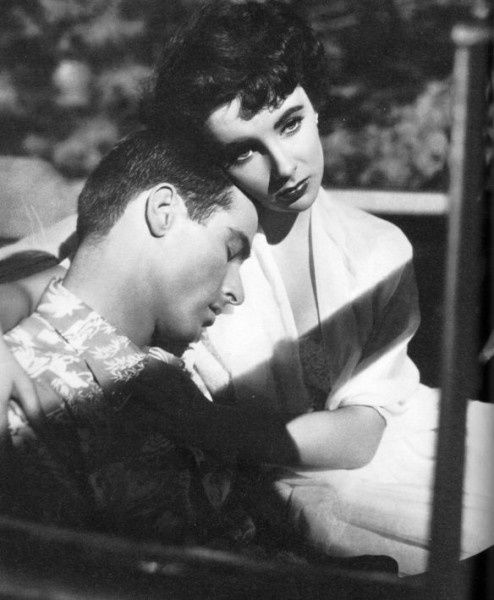 elizabeth taylor montgomery clift a place in the sun 1