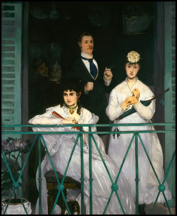 Manet - Le Balcon