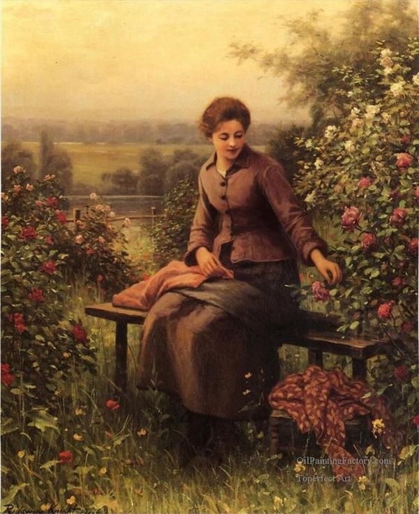 4-Seated-Girl-with-Flowers-countrywoman-Daniel-Ridgway-Knig.jpg