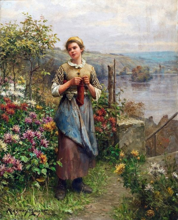 Daniel-Ridgway-Knight---Young-Woman-Knitting.jpg