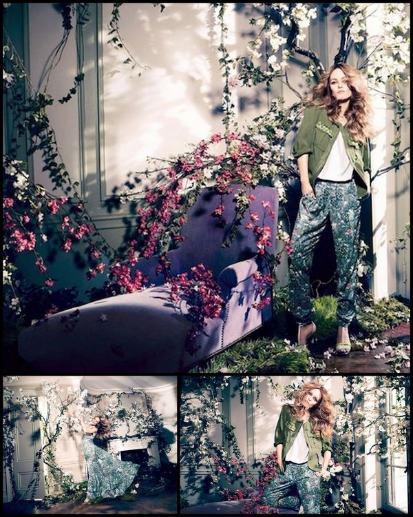 H&M Conscious - Vanessa Paradis