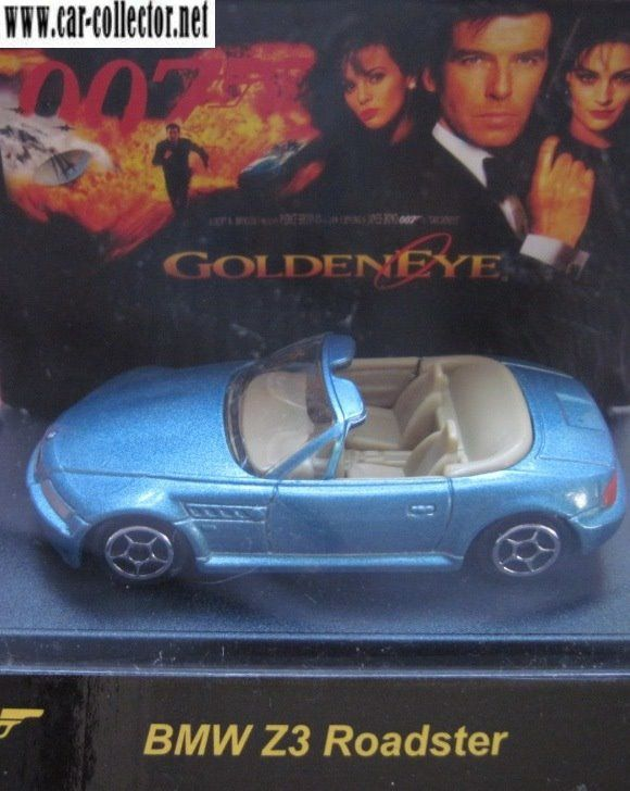 bmw z3 roadster goldeneye james bond 007 shell (1)