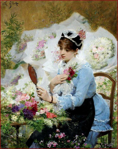 zz-Gilbert-Victor_Gabriel___French_1847__1935__The_Flower_S.jpg
