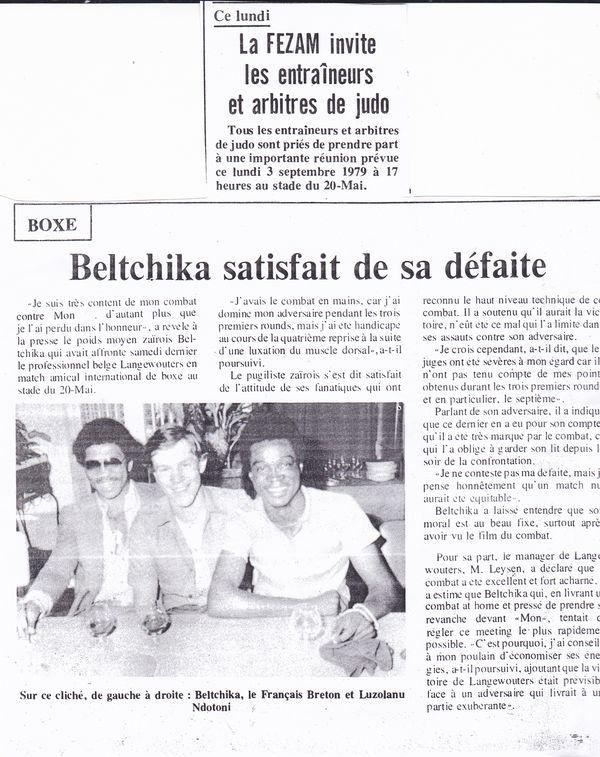 Belchika 2.9.1979