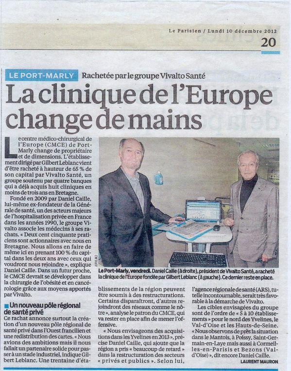 leparisiencliniqueEurope