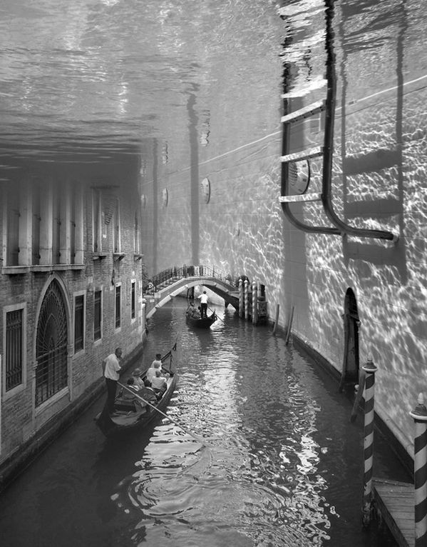 Thomas Barbèy - Splashdown in Venice