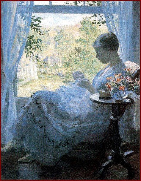 zz-melchers---Young-Woman-Sewing.-1923.jpg