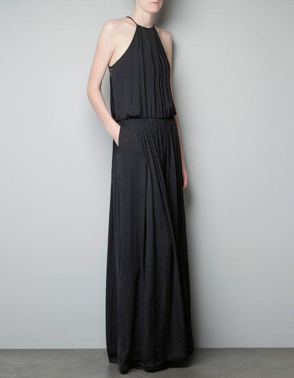 10 petites robes noires pour les fetes 2012 2013 zara With robes de fetes zara