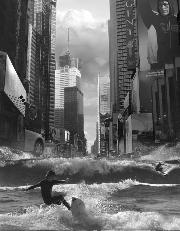 Thomas Barbèy - Swell Time In Town
