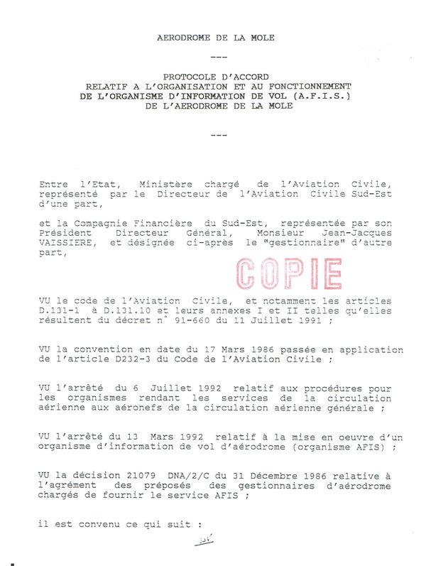 1995 protocol AFIS 1