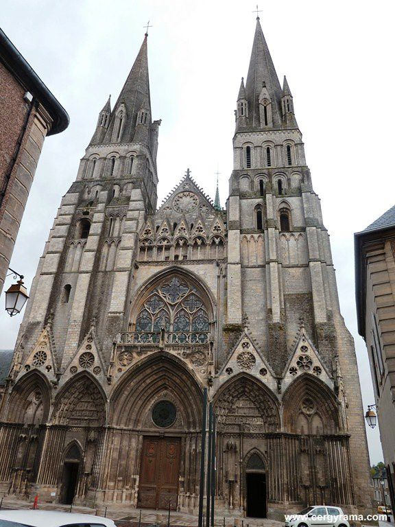 bayeux cathedrale 03