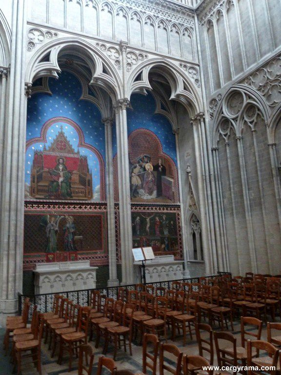 bayeux cathedrale 07