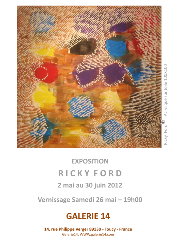 Affiche RICKY FORD(2)