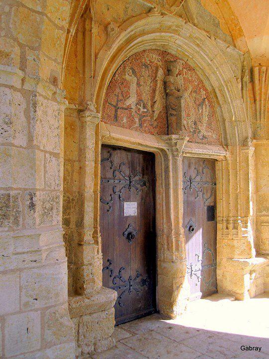 U02 - Porte d'église