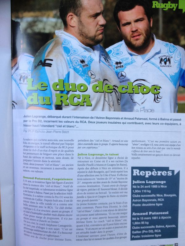 rugby mars 2012