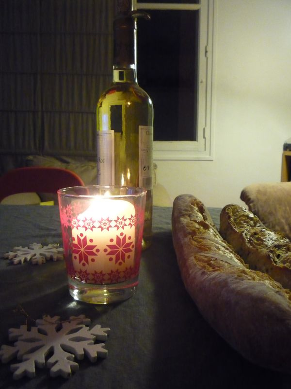 bougie vin