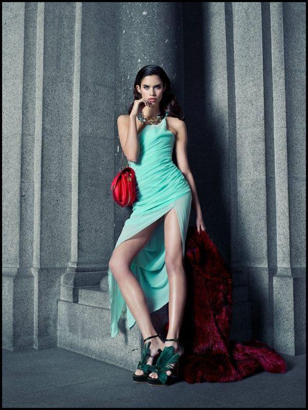 industria do calçado 2012 - Model Sara Sampaio