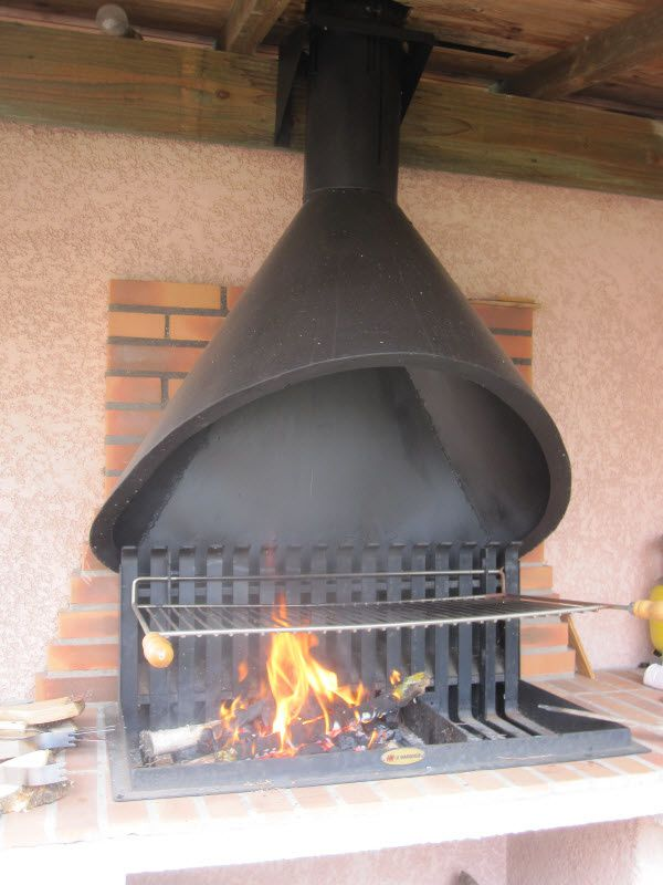 une hotte pour le barbecue 2 2 pocal creations